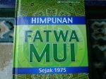 Fatwa MUI tentang FahamSyi'ah