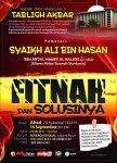 Tabligh Akbar Bersama Syaikh Ali Hasan Abdul Hamid Al-Atsary (Masjid Istiqlal, 16 September2012)